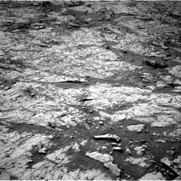 Nasa's Mars rover Curiosity acquired this image using its Right Navigation Camera on Sol 3138, at drive 834, site number 88