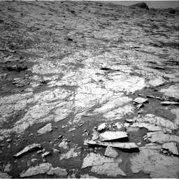 Nasa's Mars rover Curiosity acquired this image using its Right Navigation Camera on Sol 3138, at drive 858, site number 88