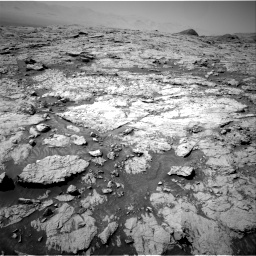 Nasa's Mars rover Curiosity acquired this image using its Right Navigation Camera on Sol 3138, at drive 912, site number 88