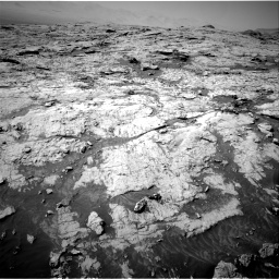 Nasa's Mars rover Curiosity acquired this image using its Right Navigation Camera on Sol 3138, at drive 924, site number 88