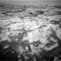 Nasa's Mars rover Curiosity acquired this image using its Right Navigation Camera on Sol 3138, at drive 930, site number 88