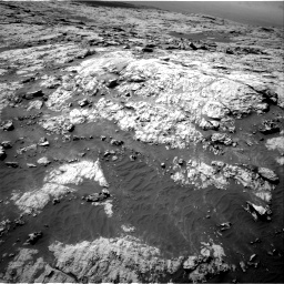 Nasa's Mars rover Curiosity acquired this image using its Right Navigation Camera on Sol 3138, at drive 942, site number 88