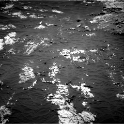 Nasa's Mars rover Curiosity acquired this image using its Right Navigation Camera on Sol 3138, at drive 978, site number 88