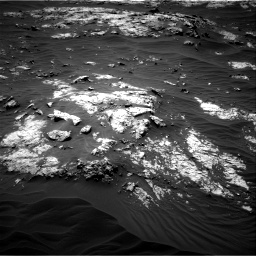 Nasa's Mars rover Curiosity acquired this image using its Right Navigation Camera on Sol 3138, at drive 1020, site number 88