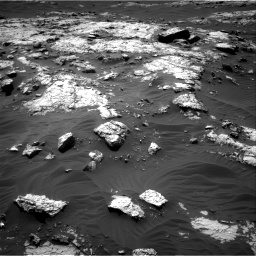 Nasa's Mars rover Curiosity acquired this image using its Right Navigation Camera on Sol 3138, at drive 1062, site number 88