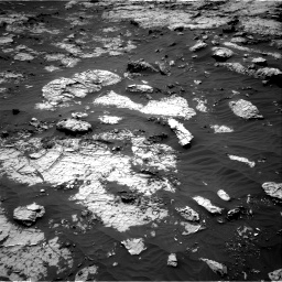 Nasa's Mars rover Curiosity acquired this image using its Right Navigation Camera on Sol 3138, at drive 1086, site number 88