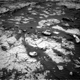 Nasa's Mars rover Curiosity acquired this image using its Right Navigation Camera on Sol 3138, at drive 1092, site number 88
