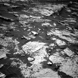 Nasa's Mars rover Curiosity acquired this image using its Right Navigation Camera on Sol 3138, at drive 1116, site number 88