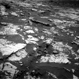 Nasa's Mars rover Curiosity acquired this image using its Right Navigation Camera on Sol 3138, at drive 1128, site number 88