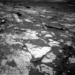 Nasa's Mars rover Curiosity acquired this image using its Right Navigation Camera on Sol 3138, at drive 1134, site number 88