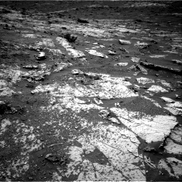 Nasa's Mars rover Curiosity acquired this image using its Right Navigation Camera on Sol 3138, at drive 1146, site number 88
