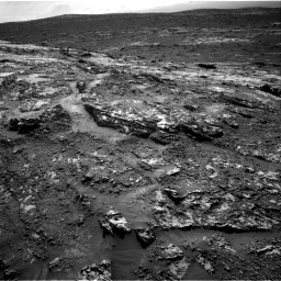 Nasa's Mars rover Curiosity acquired this image using its Right Navigation Camera on Sol 3138, at drive 1176, site number 88