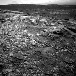 Nasa's Mars rover Curiosity acquired this image using its Right Navigation Camera on Sol 3138, at drive 1188, site number 88