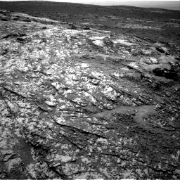 Nasa's Mars rover Curiosity acquired this image using its Right Navigation Camera on Sol 3138, at drive 1194, site number 88