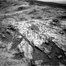 Nasa's Mars rover Curiosity acquired this image using its Right Navigation Camera on Sol 3138, at drive 1224, site number 88