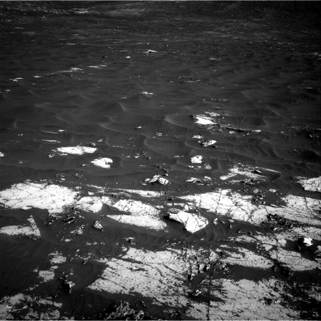 Nasa's Mars rover Curiosity acquired this image using its Right Navigation Camera on Sol 3138, at drive 1230, site number 88