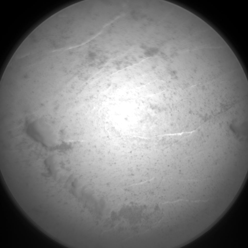 Nasa's Mars rover Curiosity acquired this image using its Chemistry & Camera (ChemCam) on Sol 3139, at drive 1230, site number 88