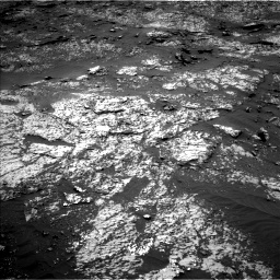 Nasa's Mars rover Curiosity acquired this image using its Left Navigation Camera on Sol 3140, at drive 1356, site number 88