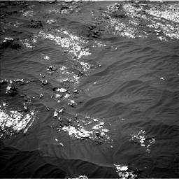 Nasa's Mars rover Curiosity acquired this image using its Left Navigation Camera on Sol 3140, at drive 1500, site number 88