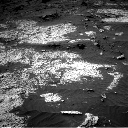 Nasa's Mars rover Curiosity acquired this image using its Left Navigation Camera on Sol 3140, at drive 1632, site number 88