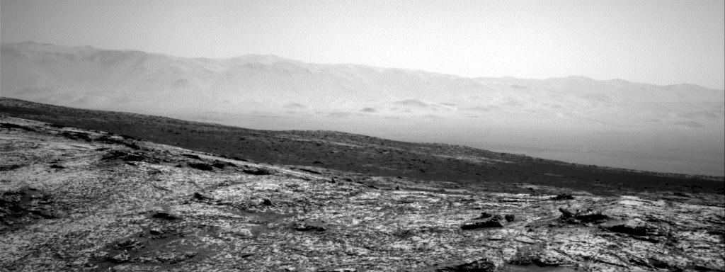 Nasa's Mars rover Curiosity acquired this image using its Right Navigation Camera on Sol 3140, at drive 1230, site number 88