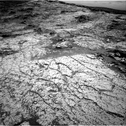 Nasa's Mars rover Curiosity acquired this image using its Right Navigation Camera on Sol 3140, at drive 1248, site number 88