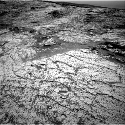 Nasa's Mars rover Curiosity acquired this image using its Right Navigation Camera on Sol 3140, at drive 1254, site number 88