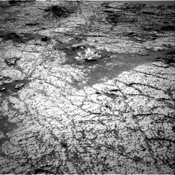 Nasa's Mars rover Curiosity acquired this image using its Right Navigation Camera on Sol 3140, at drive 1272, site number 88