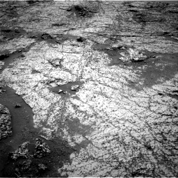 Nasa's Mars rover Curiosity acquired this image using its Right Navigation Camera on Sol 3140, at drive 1278, site number 88