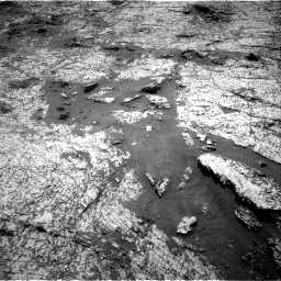 Nasa's Mars rover Curiosity acquired this image using its Right Navigation Camera on Sol 3140, at drive 1290, site number 88