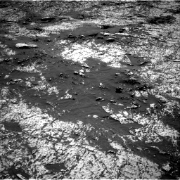 Nasa's Mars rover Curiosity acquired this image using its Right Navigation Camera on Sol 3140, at drive 1332, site number 88