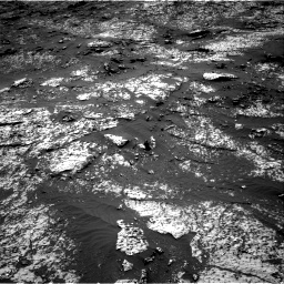 Nasa's Mars rover Curiosity acquired this image using its Right Navigation Camera on Sol 3140, at drive 1350, site number 88