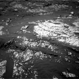 Nasa's Mars rover Curiosity acquired this image using its Right Navigation Camera on Sol 3140, at drive 1374, site number 88