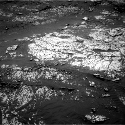 Nasa's Mars rover Curiosity acquired this image using its Right Navigation Camera on Sol 3140, at drive 1386, site number 88