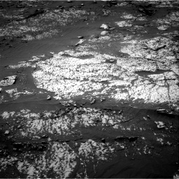 Nasa's Mars rover Curiosity acquired this image using its Right Navigation Camera on Sol 3140, at drive 1398, site number 88