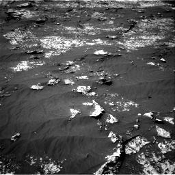 Nasa's Mars rover Curiosity acquired this image using its Right Navigation Camera on Sol 3140, at drive 1452, site number 88