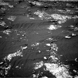 Nasa's Mars rover Curiosity acquired this image using its Right Navigation Camera on Sol 3140, at drive 1464, site number 88