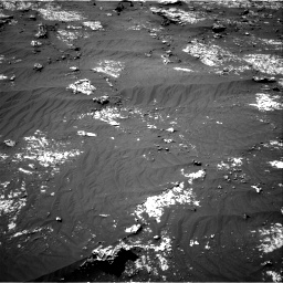 Nasa's Mars rover Curiosity acquired this image using its Right Navigation Camera on Sol 3140, at drive 1470, site number 88