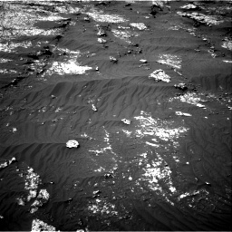 Nasa's Mars rover Curiosity acquired this image using its Right Navigation Camera on Sol 3140, at drive 1482, site number 88