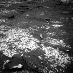 Nasa's Mars rover Curiosity acquired this image using its Right Navigation Camera on Sol 3140, at drive 1560, site number 88