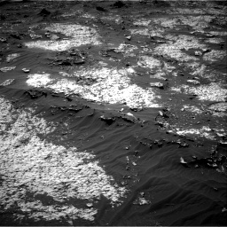 Nasa's Mars rover Curiosity acquired this image using its Right Navigation Camera on Sol 3140, at drive 1596, site number 88