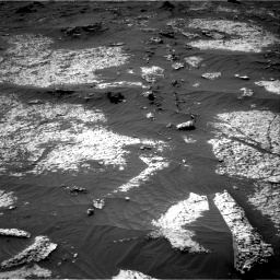 Nasa's Mars rover Curiosity acquired this image using its Right Navigation Camera on Sol 3140, at drive 1620, site number 88