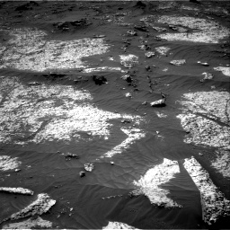 Nasa's Mars rover Curiosity acquired this image using its Right Navigation Camera on Sol 3140, at drive 1626, site number 88