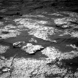 Nasa's Mars rover Curiosity acquired this image using its Right Navigation Camera on Sol 3140, at drive 1662, site number 88
