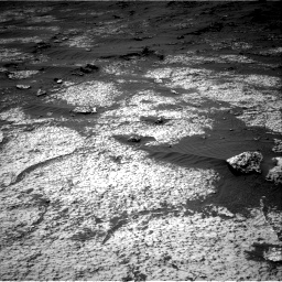 Nasa's Mars rover Curiosity acquired this image using its Right Navigation Camera on Sol 3140, at drive 1674, site number 88
