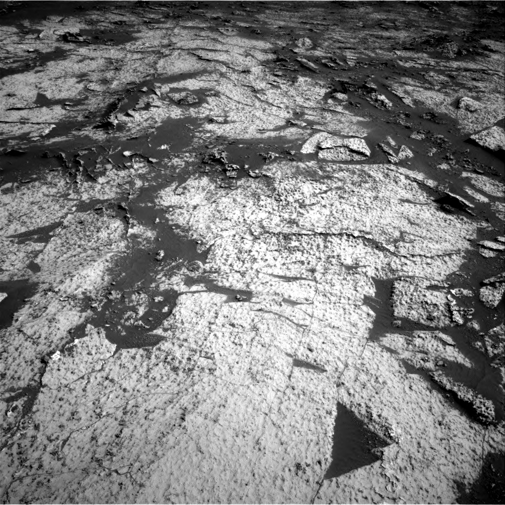 Nasa's Mars rover Curiosity acquired this image using its Right Navigation Camera on Sol 3140, at drive 1698, site number 88