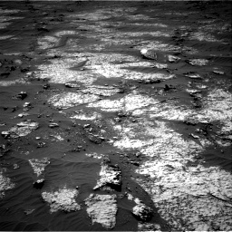 Nasa's Mars rover Curiosity acquired this image using its Right Navigation Camera on Sol 3140, at drive 1704, site number 88
