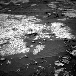 Nasa's Mars rover Curiosity acquired this image using its Right Navigation Camera on Sol 3140, at drive 1728, site number 88