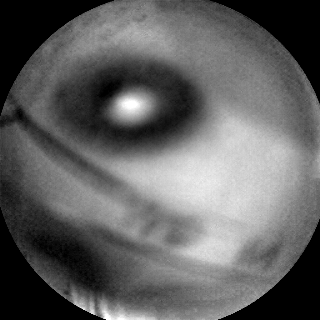Nasa's Mars rover Curiosity acquired this image using its Chemistry & Camera (ChemCam) on Sol 3141, at drive 1734, site number 88