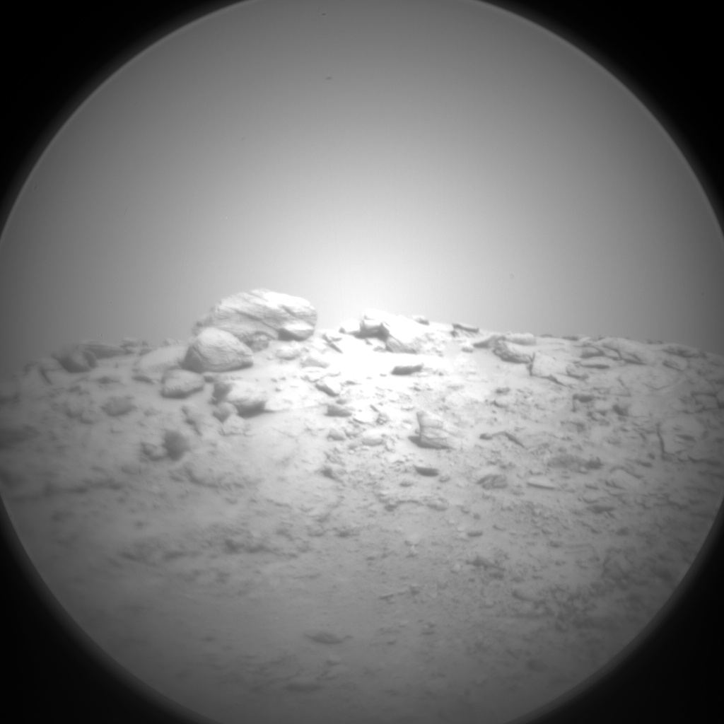 Nasa's Mars rover Curiosity acquired this image using its Chemistry & Camera (ChemCam) on Sol 3142, at drive 1734, site number 88